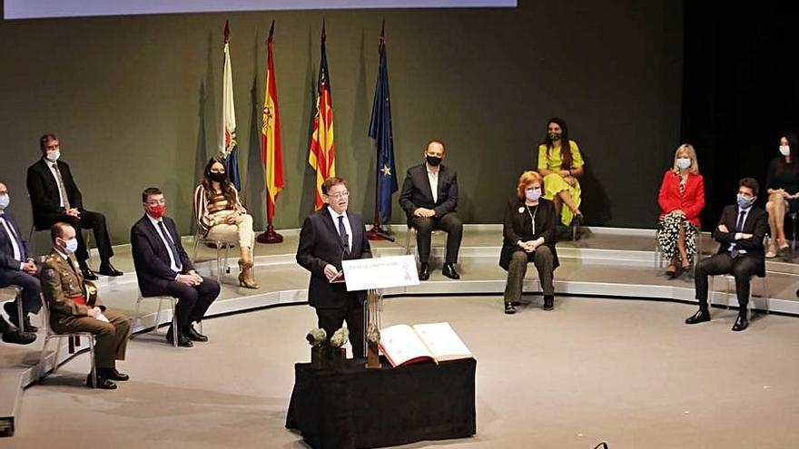 Puig y Oltra coinciden en reclamar cogobernanza