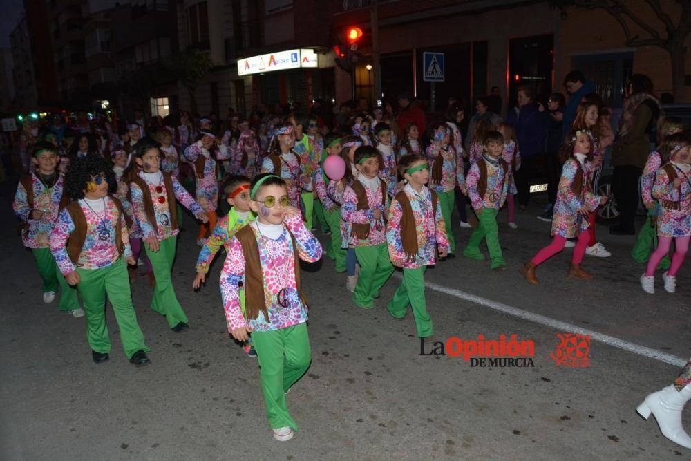 Desfile de carnaval en Cieza 2018