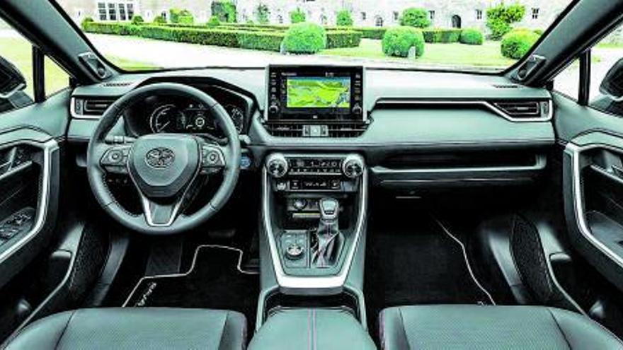 Toyota RAV4 Plug-in: para los que lo quieren todo