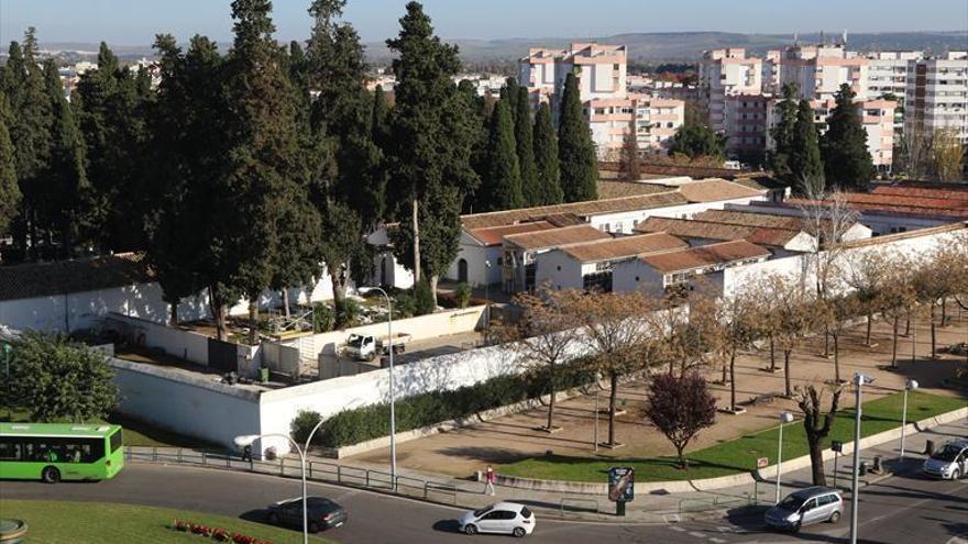 Vox anuncia que no apoyará la paralización del tanatorio del cementerio de San Rafael