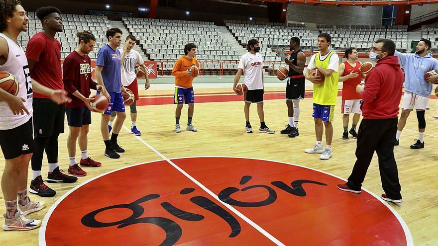 Gijón Basket, de probaturas