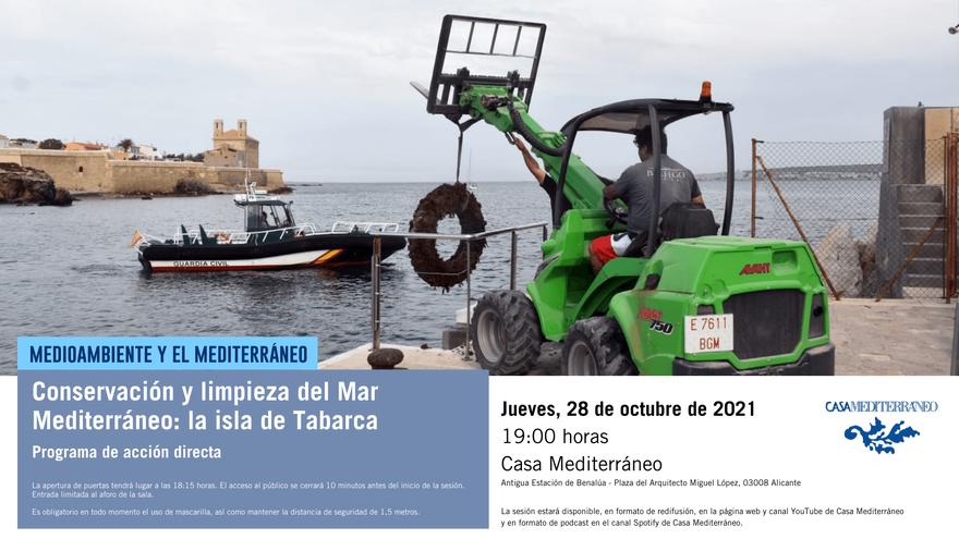 Conservación y limpieza del Mar Mediterráno: La Reserva Marina de la Isla de Tabarca