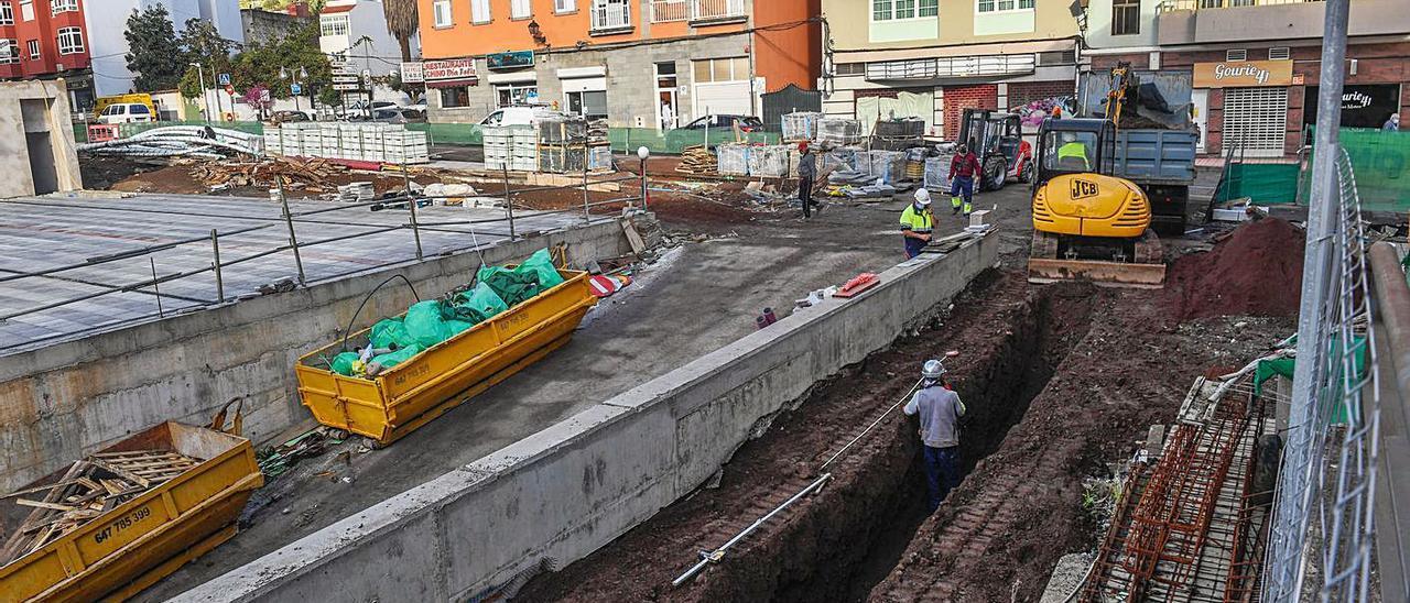 San Mateo destina 750.000 euros a liquidar el nuevo aparcamiento