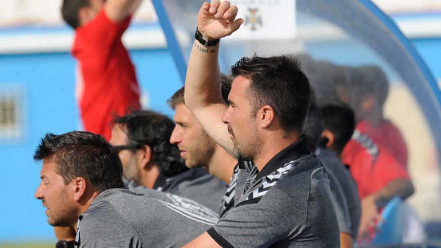 """López Garai no está """"nada preocupado"""""""