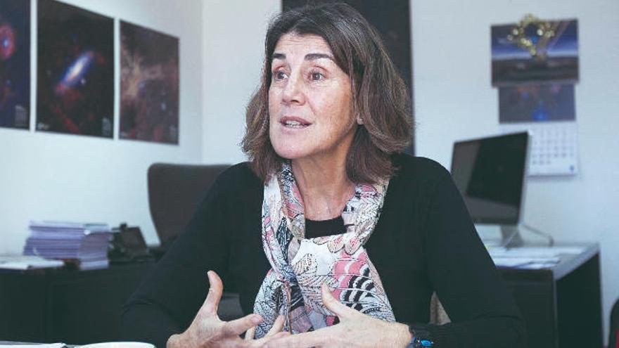 """""""Ahora que los observatorios de Canarias están muy cotizados, perdemos oportunidades"""""""