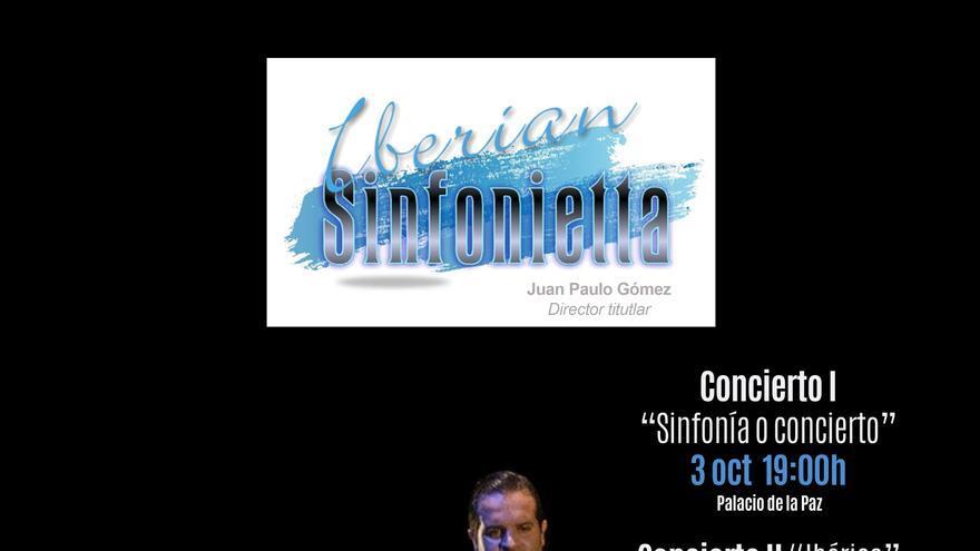 Iberian Sinfonietta. Community concerts.