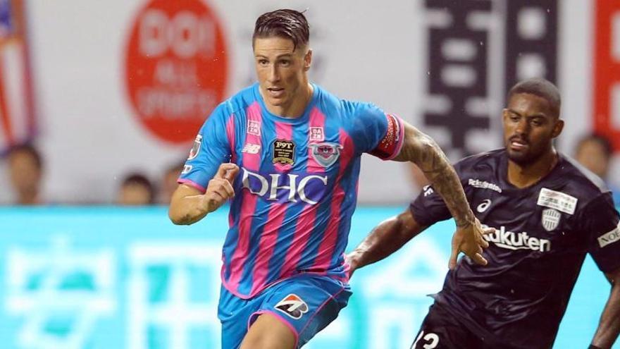 Iniesta amarga la despedida de Fernando Torres en Japón
