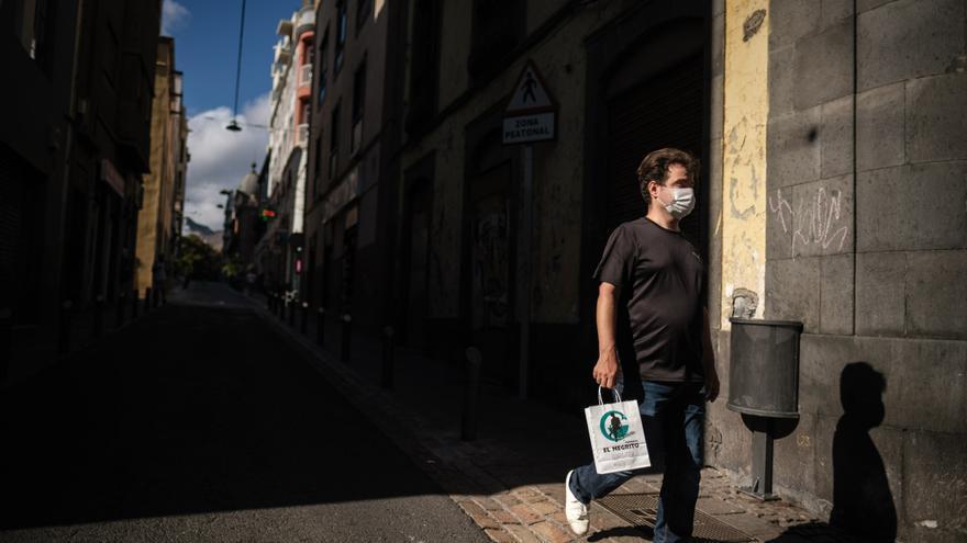 Tenerife sigue a la cabeza de los contagios con 179 nuevos casos de Covid