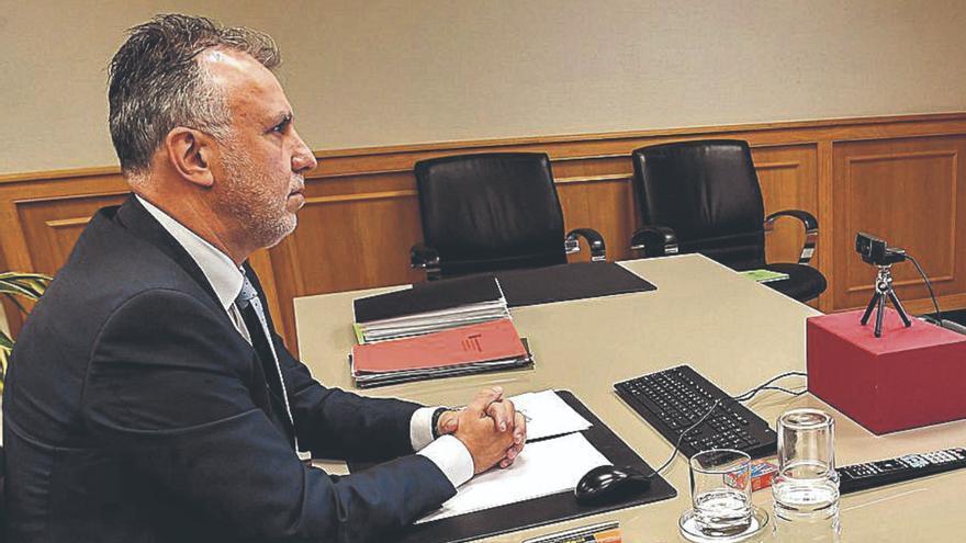Canarias pide respuestas a la gravedad de las crisis económica y migratoria