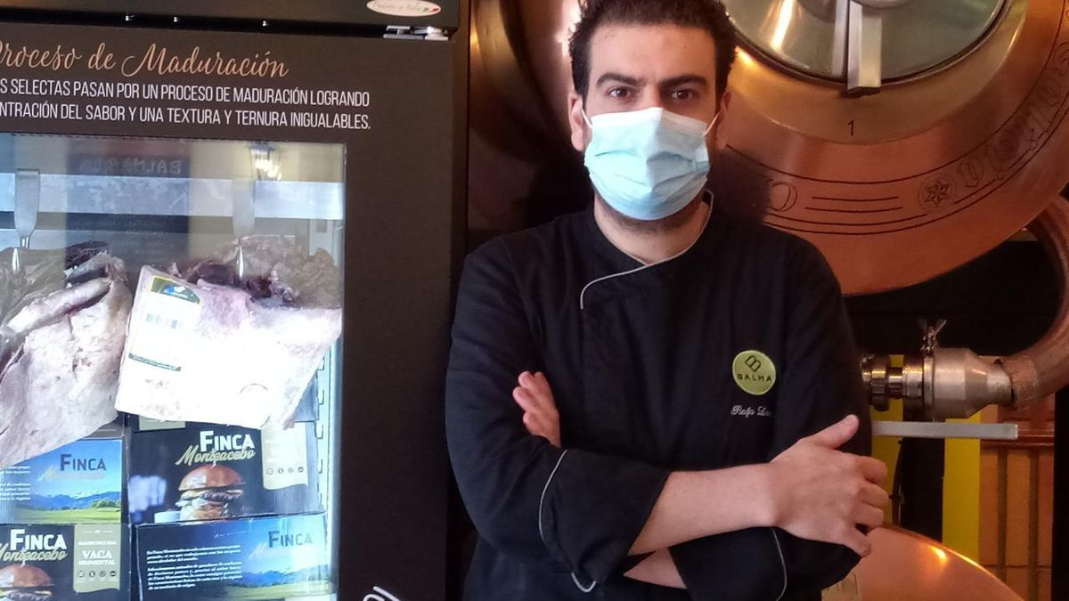 Rafael Lora, restaurante, tapas y cafetería Balma.