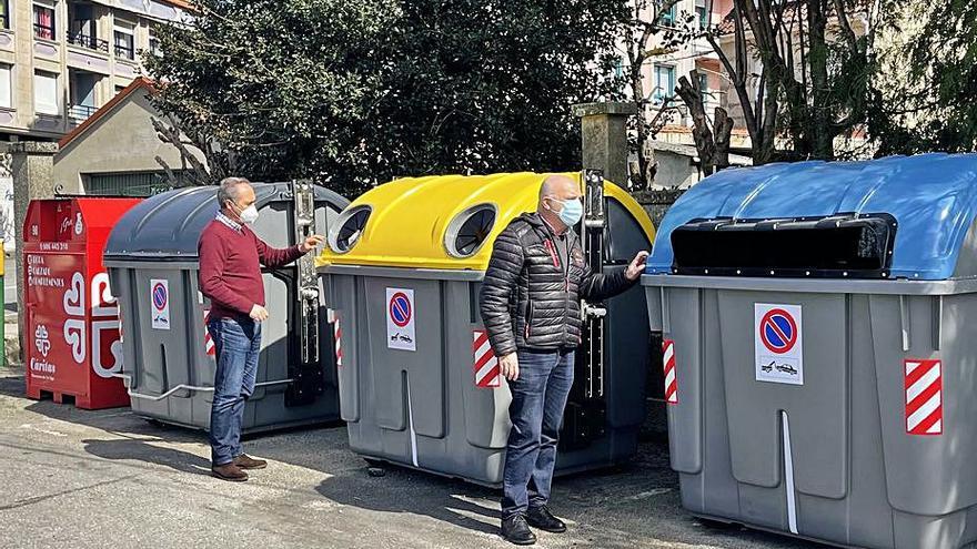 Soutomaior mejora la red de recogida de residuos en Arcade