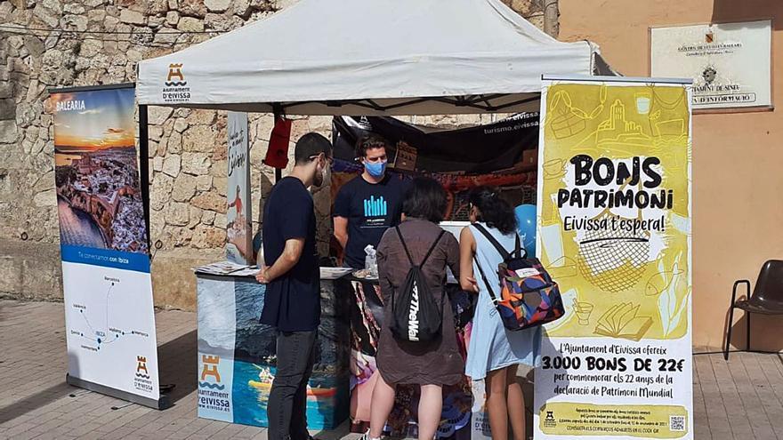 Vila promociona sus Bonos Patrimonio en Mallorca y Menorca