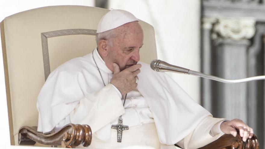 El Papa da negativo en una prueba del coronavirus