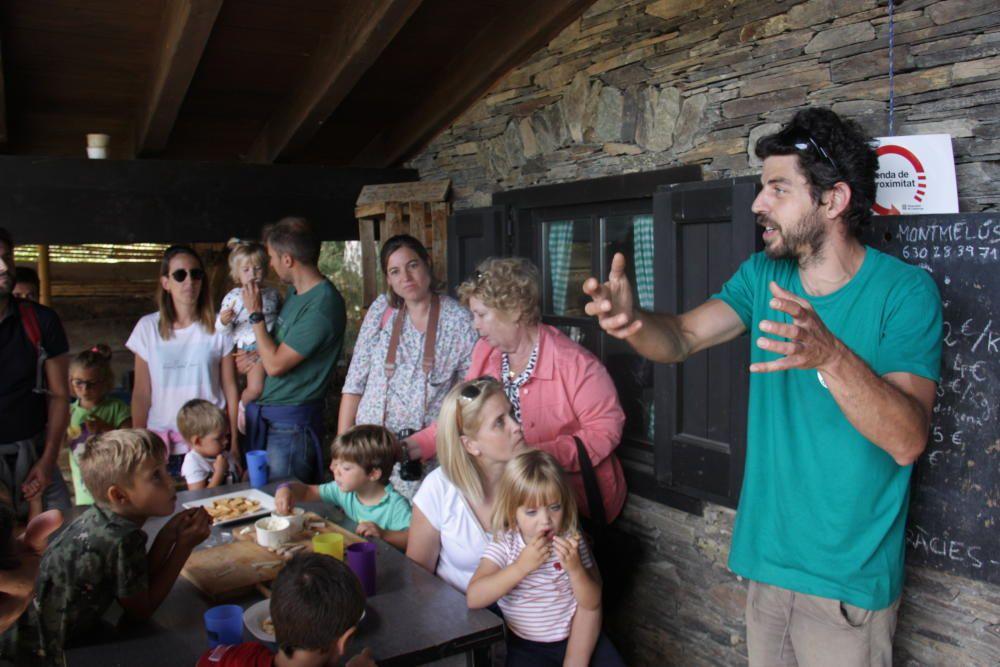 Tercera edició de les Visites a pagès de la Cerdanya