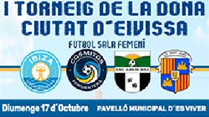 1r Torneig de la Dona Ciutat d'Eivissa de Futbol Sala Femení
