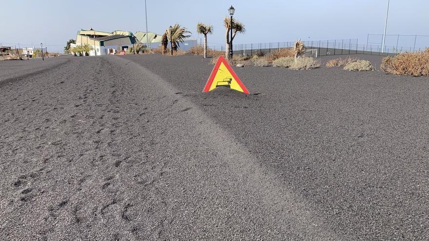 Las cenizas del volcán de La Palma cubrirían el 68% de Las Palmas de Gran Canaria