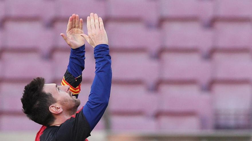 Un Barça ple de baixes goleja l'Osasuna
