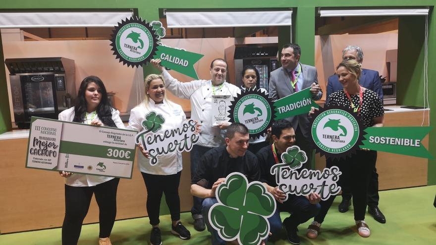 Los 12 mejores cachopos de Ternera Asturiana se comen en Madrid, Zaragoza, Granada, Mallorca y Asturias
