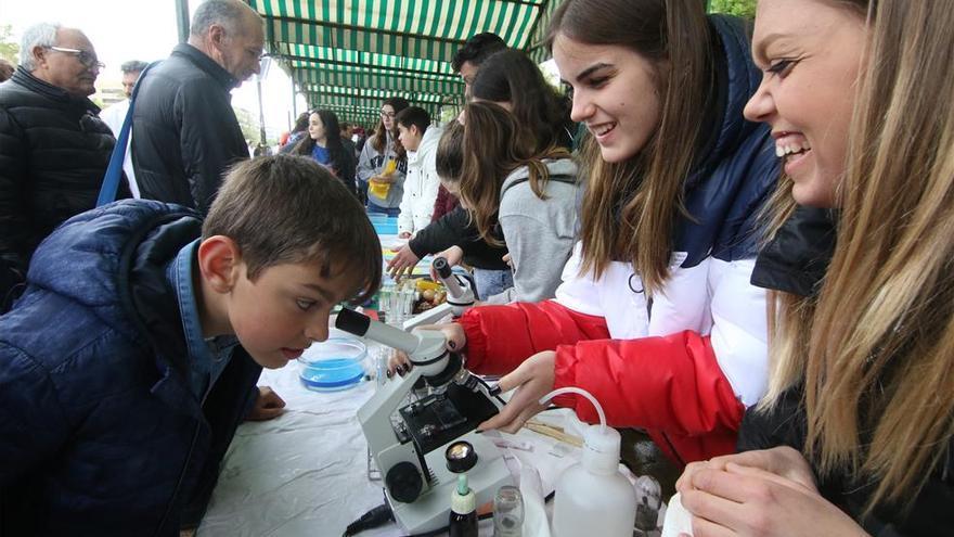 El Ayuntamiento participa con un stand virtual en el 15º Paseo por la Ciencia en Córdoba