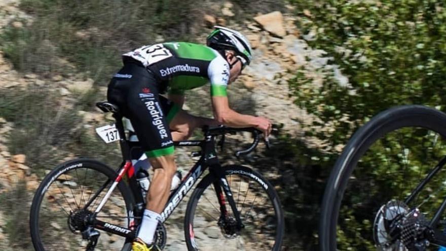 Quinto puesto por equipos para el Bicicletas Rodríguez en la Copa España de Vigo