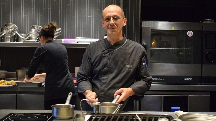 «La meva cuina s'explica amb els mots producte, territori i interpretació»