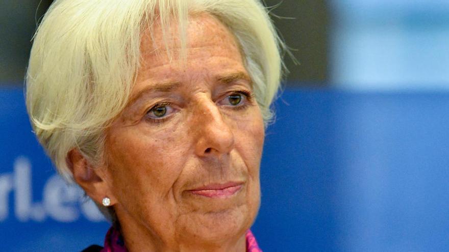 Lagarde insta els líders de la UE a ajornar l'acord sobre el pla de recuperació si no és prou  «ambiciós»