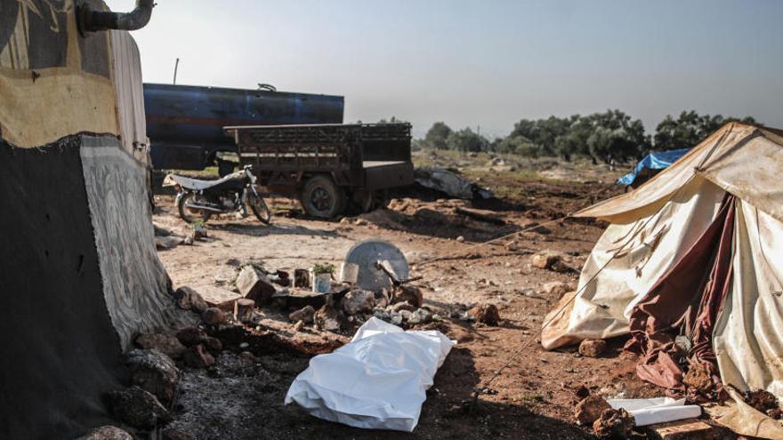 Tropas sirias se hacen con el control del entorno de Alepo