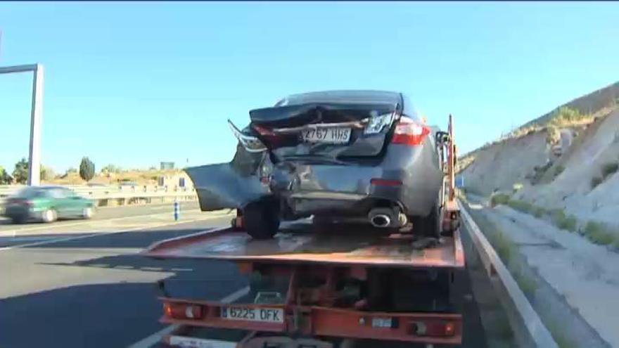Prisión para el guardia civil detenido por un accidente con tres muertos en Málaga
