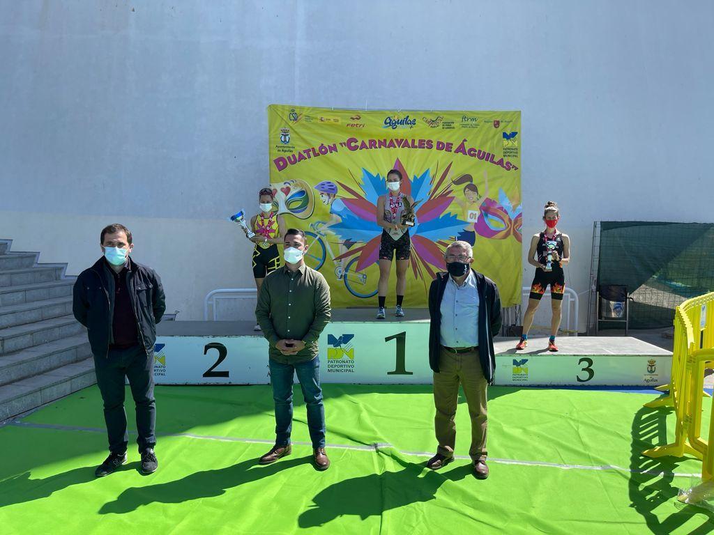 Duatlón Carnaval de Águilas (Mayores)