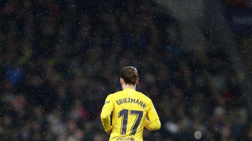 El precio por insultar a Griezmann