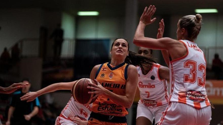 La Euroliga taronja queda en manos del Bourges