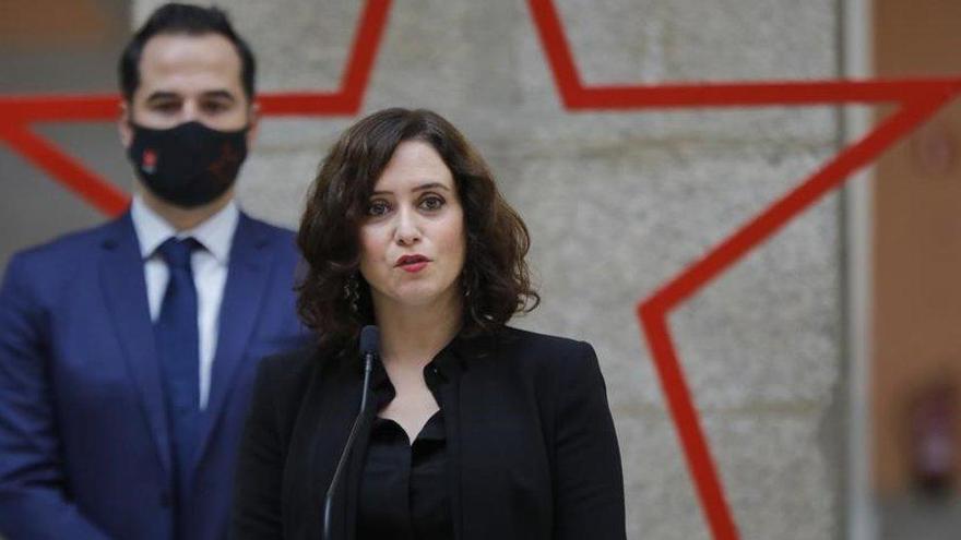 La fiscalía rechaza investigar penalmente a Díaz Ayuso por la gestión del covid en Madrid