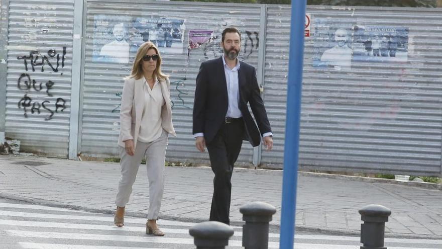 Caso Sala: primera jornada del juicio por el crimen de la viuda del expresidente de la CAM Vicente Sala