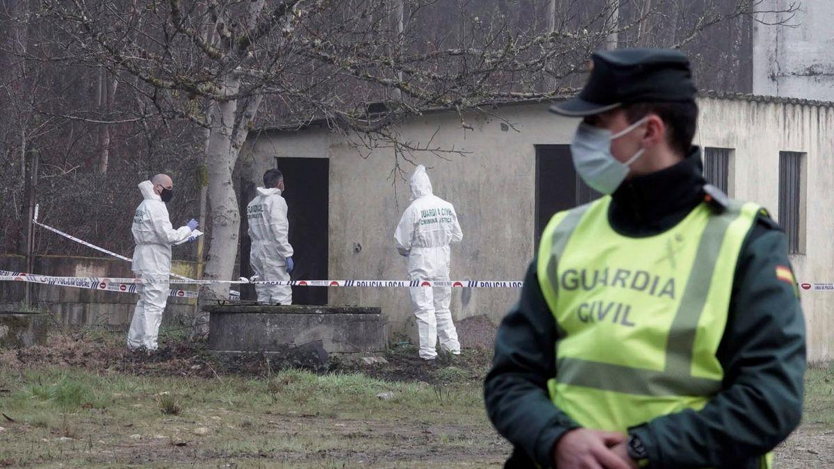 Investigan el hallazgo de un cadáver en un pozo en O Porriño.