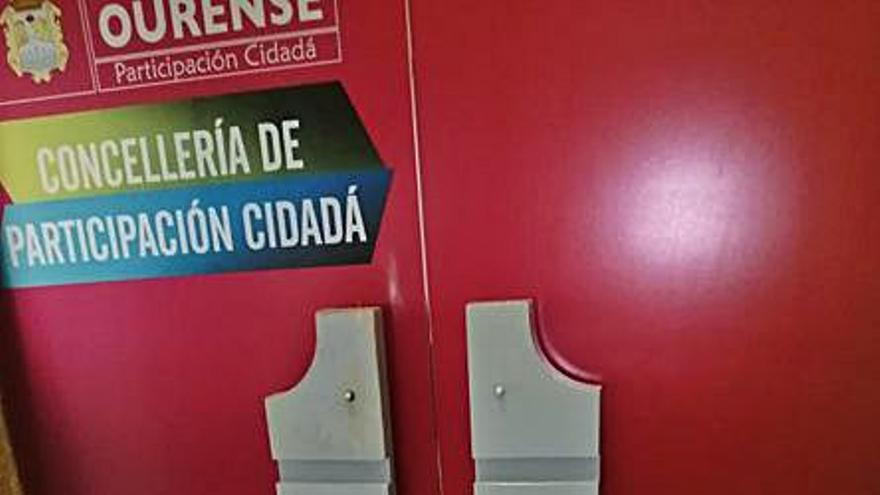 """Los vecinos de A Chavasqueira denuncian la """"falta de organización del gobierno"""""""