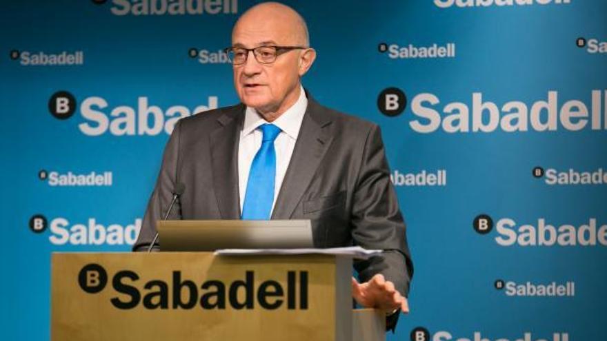 Sabadell Herrero captó 8.600 nuevos clientes y aumentó su negocio el 1,7%