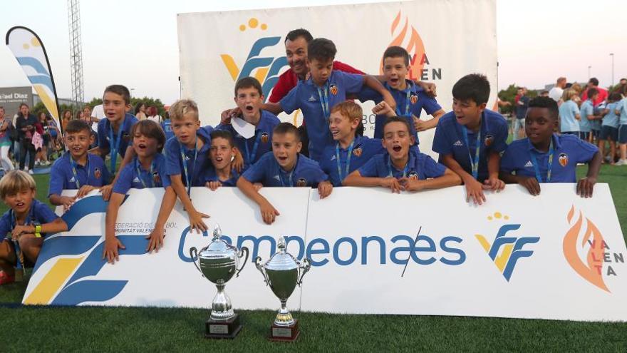 Campeones futbol 8