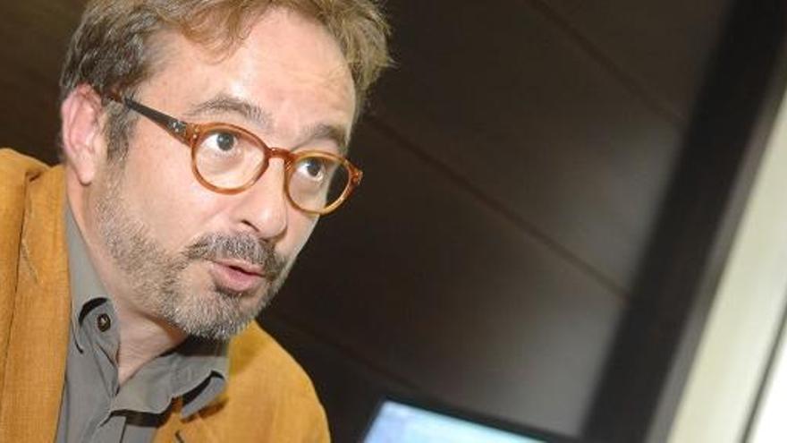 """Raul García Brink: """"Encontramos Infecar dejado de la mano de Dios"""""""
