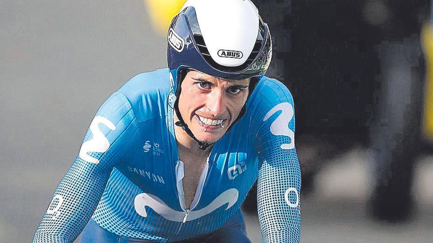 """Enric Mas: """"Voy a La Vuelta a estar en el podio"""""""