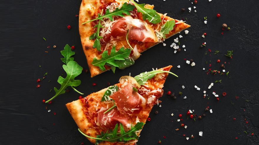 5 recetas de pizza sin harina