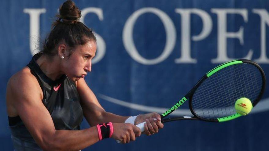 Sorribes se despide del US Open en primera ronda