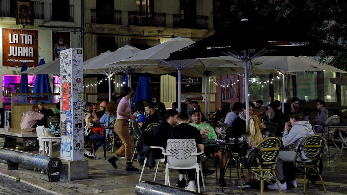 El toque de queda desaparece de las calles de la Comunidad Valenciana.