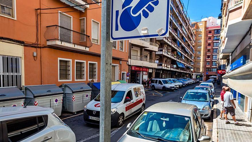La Vila Joiosa volverá a implantar el 15 de junio la zona azul y la naranja