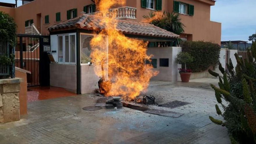 Schwerverletzter nach Gasexplosion in Calvià