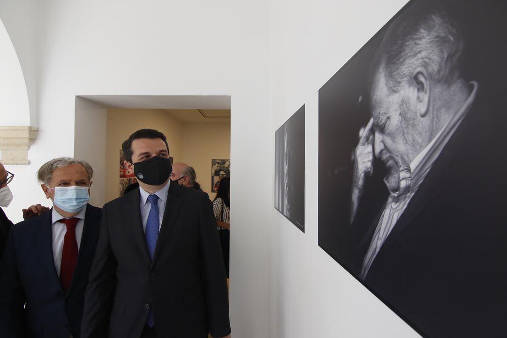 Julio Anguita, una vida en fotografías