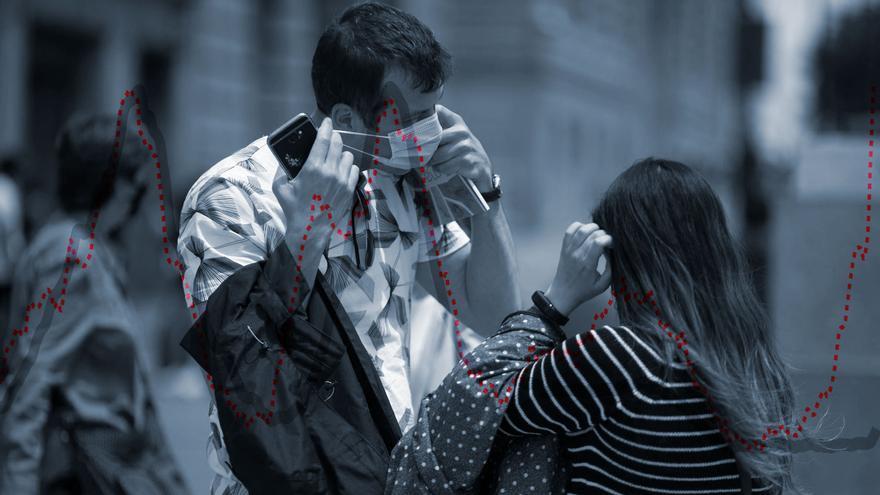 """El Principado, """"preocupado"""" por los casos de covid entre los jóvenes, avisa: """"Si se desmadra más, volveremos a las restricciones"""""""