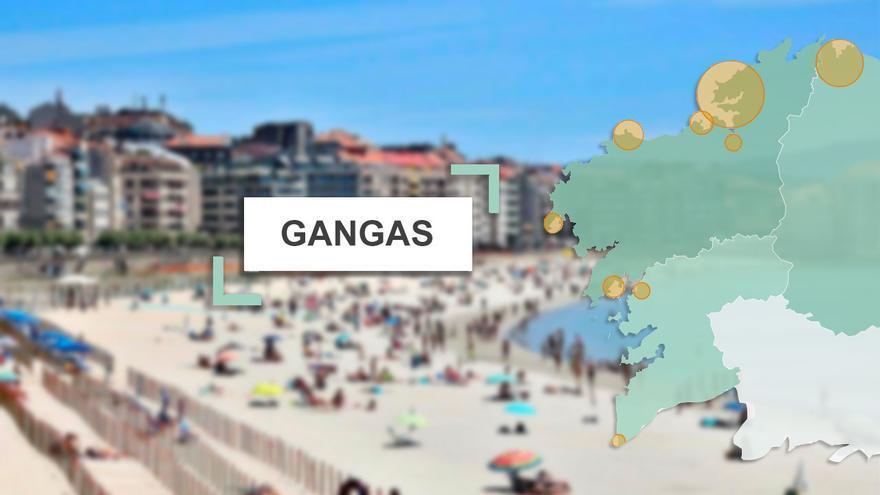 La costa gallega oferta más de mil pisos vacacionales por menos de 60.000 euros