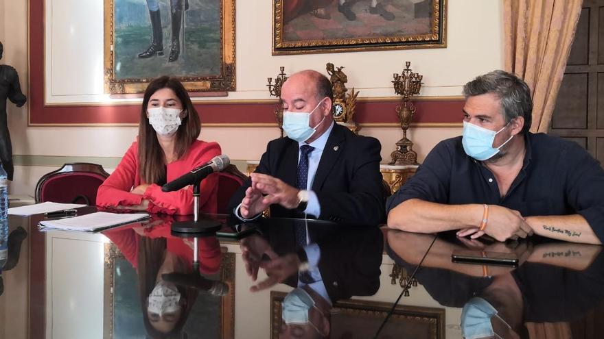 La Junta concede una ayuda directa de 81.000 euros a Antequera para hacer frente a los gastos por la granizada
