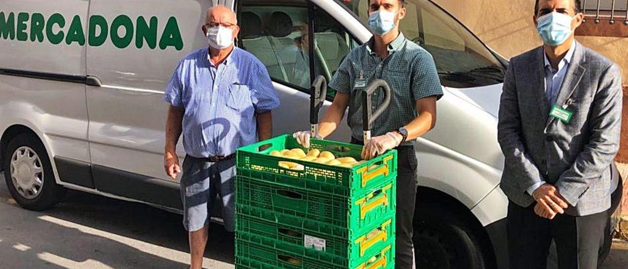 Mercadona con Alimentos Solidarios