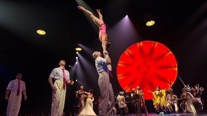 El Circo del Sol vuelve con una gira que pasará por España